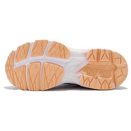 Running GT 1000 orange pÃle Shoes Asics Women's T7A9N 6 noir paIvwqw4S