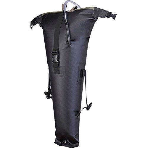 Watershed FUTA Stowfloat Kayak Bag, Black