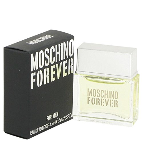 Moschino Forever By Moschino Mini Edt .12 Oz Men - 0.12 Ounce Mini Cologne
