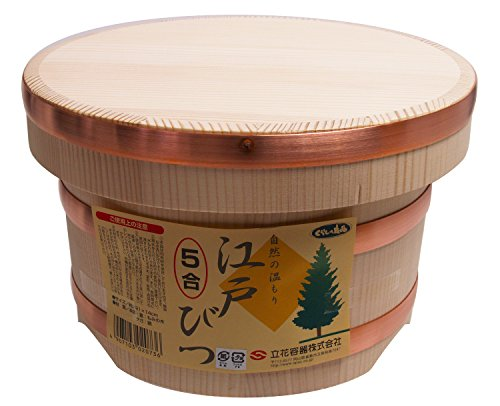 Tachibana container Edobitsu - 5 people by Tachibana container