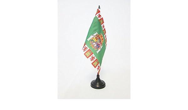 AZ FLAG Bandera de Mesa de la Provincia DE CÁDIZ 21x14cm ...