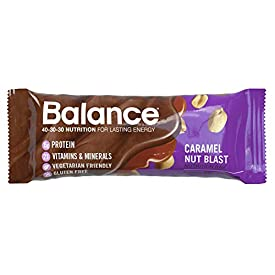 Balance Bar Protein Bars, Healthy Snacks to Support Energy