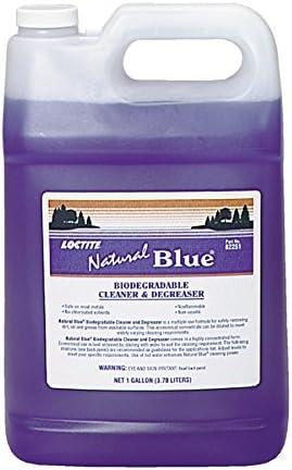 Loctite Natural Azul Biodegradable Limpiador y desengrasante – 55 ...