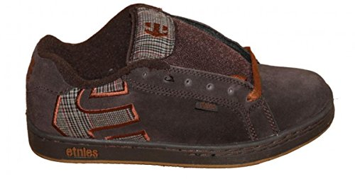 Etnies Fader Skateboard Sneakers Shoes Shoes Brown fr7fH