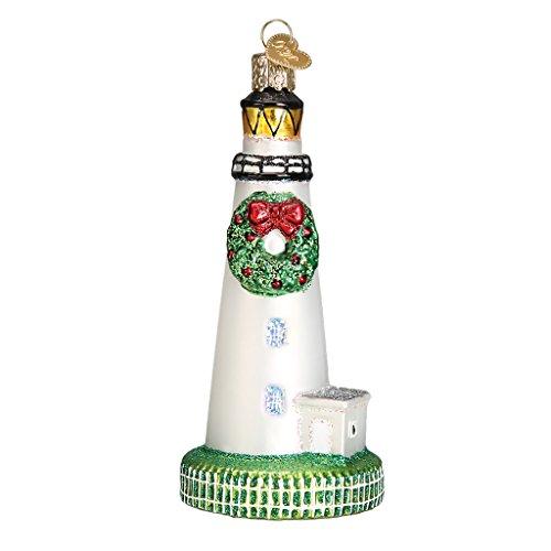 - Old World Christmas Ocracoke Island Lighthouse Ornament