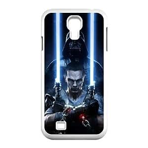 Star Wars Samsung Galaxy S4 9500 Cell Phone Case White JU0972893