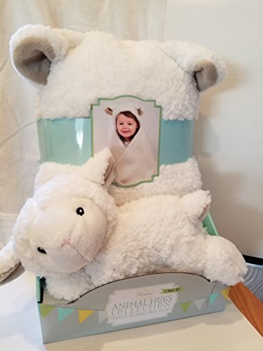 Little Lamb Blanket (Animal Hugs Collection)