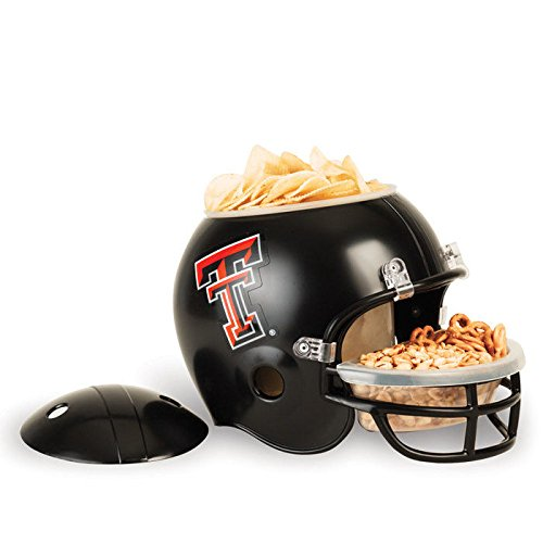 Ncaa Snack Helmet - WinCraft NCAA Texas Tech University Snack Helmet