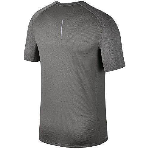 Top maglietta Miler Maglietta Gunsmoke Homme Nike htr M Nk Dry BXqTa