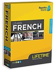 Rosetta Stone Lifetime Access: Learn French
