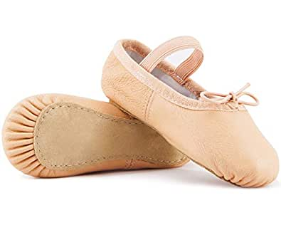 DIPUG Girls Ballet Pink Size: 1 Little Kid