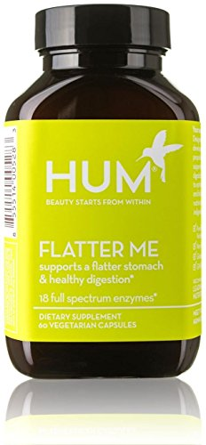 HUM Nutrition Flatter Digestive Capsules product image