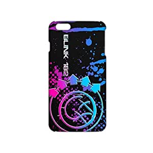 Fortune 3D Case Cover blink-182 Phone Case for iPhone6