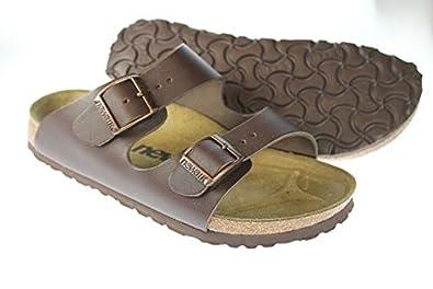 89128c9ede4 Birkenstock Newalk Ladies Brown Slip On Sandals Mules 886583  Amazon ...