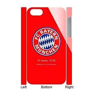 Custom Your Own FC Bayern Club iPhone 5 Case, personalised FC Bayern Club Iphone 5 Cover
