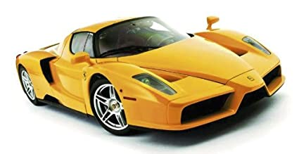 Amazon.com: Ferrari F60 Enzo Yellow 1/12 Kyosho 08606: Toys & Games