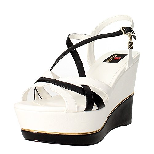 Braccialini B27 Sandal Damen Weiß