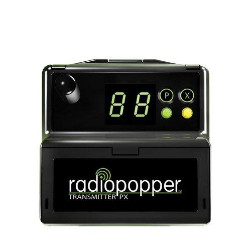 RadioPopper PX-T PX Transmitter (Black) by RadioPopper