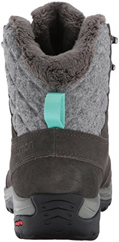 Ellipse Gray Winter Gris Homme De beluga Gtx castor Randonnée 550 Green Salomon biscay Chaussures Basses SdxvSU