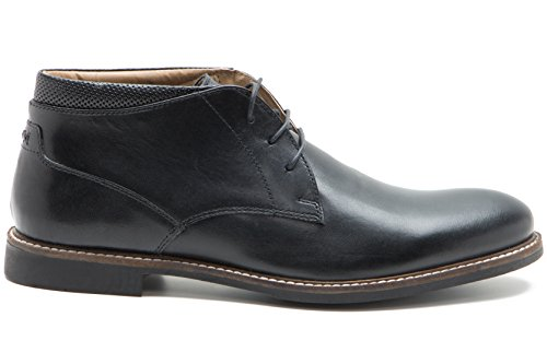 Black Mens Tape Boot Barlow Red Casual TZtBWqq5