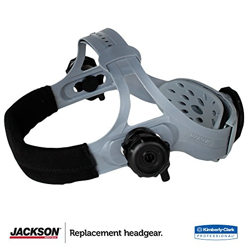 Adjustable Head Gear : Jackson safety replacement headgear