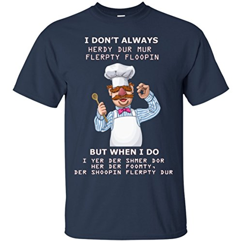 ChefTee Funny Swedish Chef Quote Gift T-Shirt]()