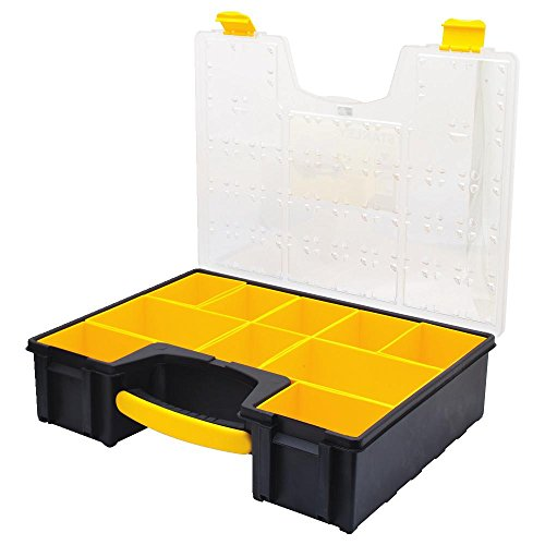 076174942033 - Stanley Consumer Storage 014708R 10-Compartment Deep Professional Organizer carousel main 3