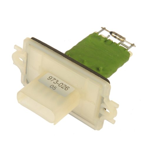 Chrysler Blower Resistor (Dorman 973-026 Blower Motor Resistor for)
