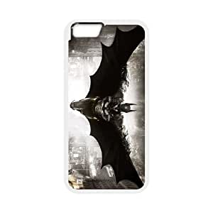 Batman iPhone 6 Plus 5.5 Inch Cell Phone Case White as a gift T5573027
