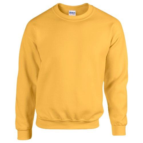 Gildan Gildan Sweatshirt Femme Miel Sweatshirt Femme nS0qST186