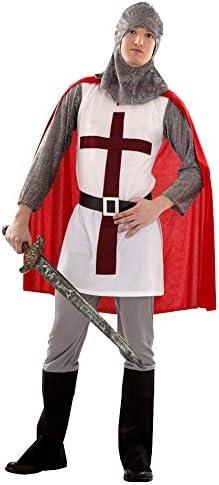 Boys Toys Disfraz de Caballero Medieval Talla M/L: Amazon.es ...