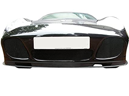 Zunsport Compatible Porsche 996 Turbo + C4S - Front Grille Set - Black Finish (2000