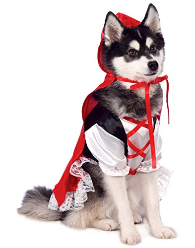 Rubie's Red Riding Hood Dog (Costumes With Capes Ideas)