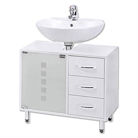 Extrem Amazon.de: Waschbeckenunterschrank   Waschtischunterschrank NM03