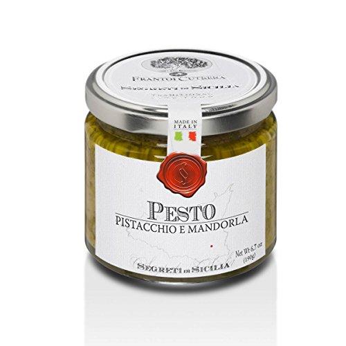 (Pesto Di Basilico, Sicilian Basil Pesto)