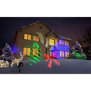 Rotating Led Christmas Lights - 5