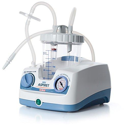 NEW ASPIRET Medizinisches Gerät zur Absaugung mit 15 l/min Saugleistung