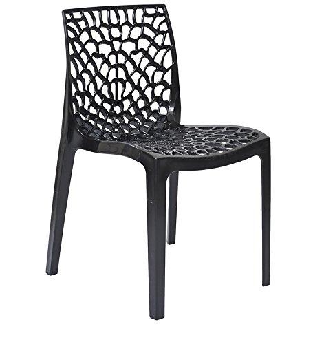 Dzyn Furnitures Supreme Web Chair Black