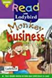 img - for Monkey Business (Read With Ladybird) by Marie Birkinshaw (2001-01-25) book / textbook / text book