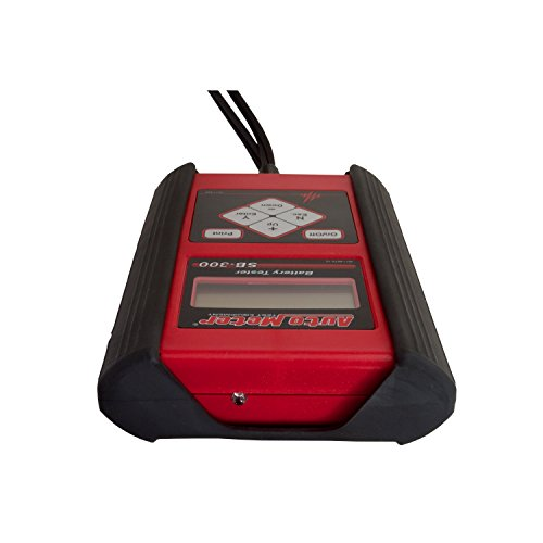 Auto Meter SB-300 Intelligent Handheld Battery Tester by Auto Meter (Image #3)