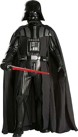 Plus Size Authentic Darth Vader Costume - 2x-large