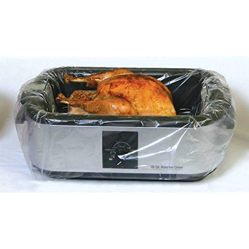 PanSaver Electric Roaster Liners,  1-pack (2 units)