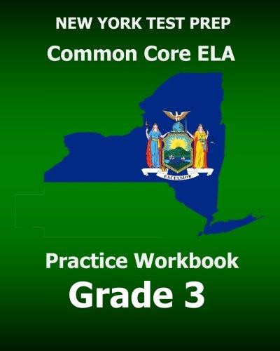 Amazon.com: NEW YORK TEST PREP Common Core ELA Practice Workbook ...