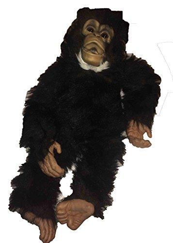 Axtell's Banana Buddies Puppet Pets Chimpanzee Puppet ()