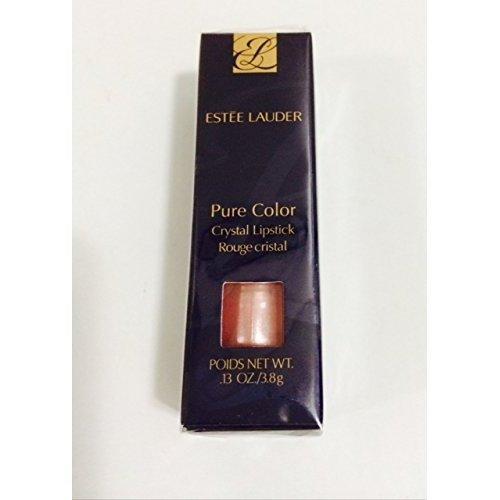ESTEE LAUDER Pure Color Crystal Lipstick CRYSTAL INNOCENCE 17 creme