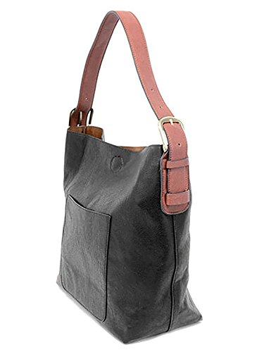 Hobo Black Handle Joy Handbag One Black Cedar Size Susan 5RqwxvU