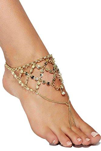 Barefoot Sandals Jewelry Wedding Bracelet product image