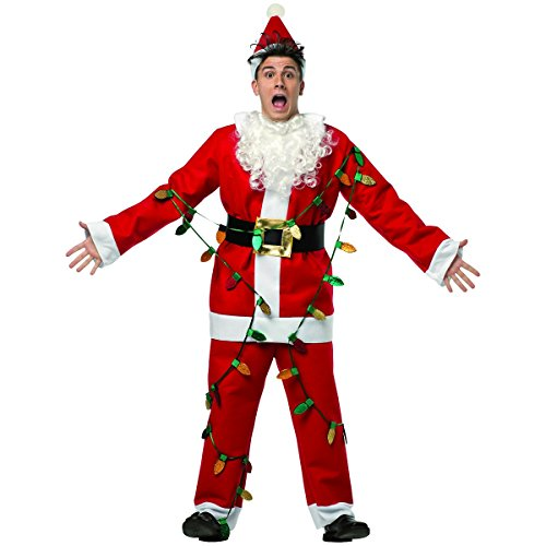 Santa Suit Adult Costume - One Size