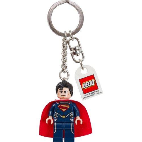 Clark Chain - LEGO Superman Dark Suit Keychain Clark Kent