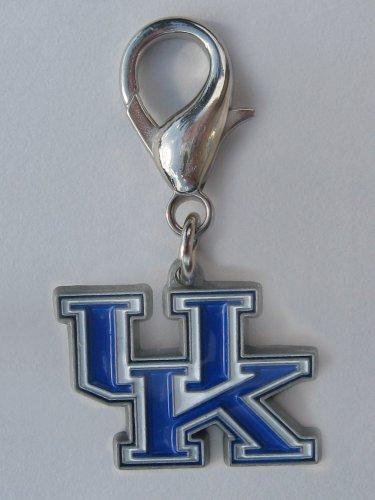 NCAA Licensed University of Kentucky Wildcats Collar Charm